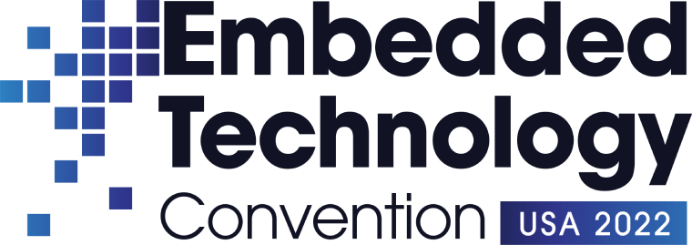 The Embedded Tech Convention USA logo